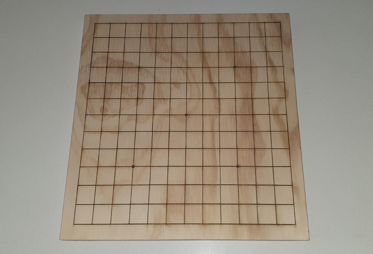 Tablero de Madera (13x13)